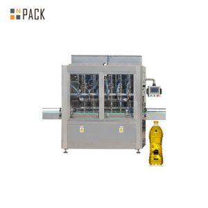 Automātiska horizontāla šķidruma un cepamās eļļas iepildīšanas mašīna