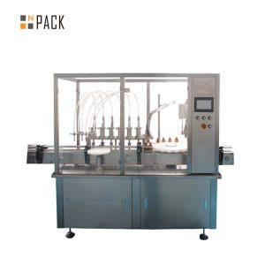 Monobloka maza automātiska ēterisko eļļu iepildīšanas mašīna