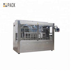 Akumulatora skābes balināšanas šķidrās ziepes uzpildīšanas mašīna