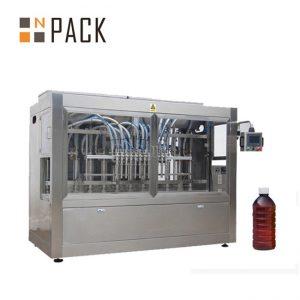 Automātiska cepamās eļļas iepildīšanas mašīnu mērces ievārījuma medus pildīšanas aizdares mašīna