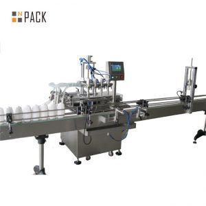 Automātiska 5 litru mājdzīvnieku pudeļu pārtikas eļļas iepildīšanas mašīna